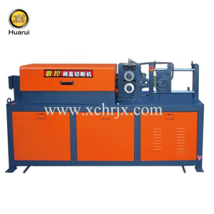 HGTQ4-12(2) NC Automatic Hydraulic Straightening And Cutting Machine