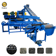 Auto-560L Automatic Tire Crusher Machine for 5-40mesh Rubber Powder