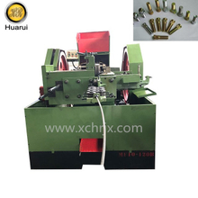 2 Die 3 Blow Multistation Screw Bolt Making Machine / Cold Forging Machine