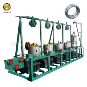 Combination Wire Drawing Machine