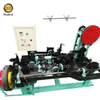 Barbed Wire Making Machine with Best Price And High Speed